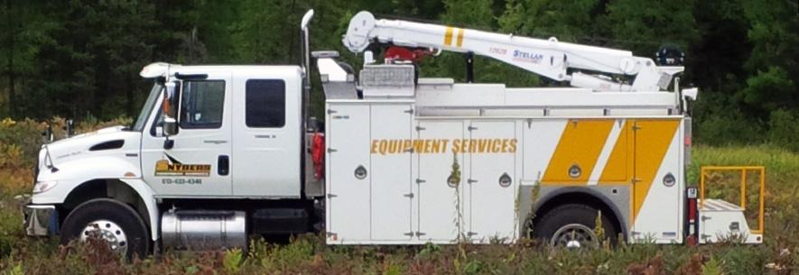 Heavy Equipment Maintenance : Snyders equipment services heavy farm repair